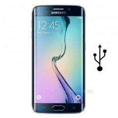 Galaxy S6 Edge byte av laddningskontakt