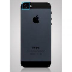 Reparation kamera iPhone 5, 5C, 5S