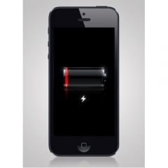 Byte batteri iPhone 5, 5C, 5S