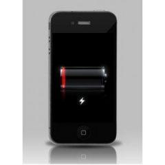 iPhone 4/4S batteribyte