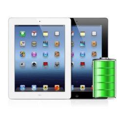 iPad Batteribyte
