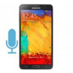 Galaxy Note 3 Mikrofonbyte