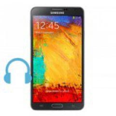 Galaxy Note 3 Byta Hörlursuttag