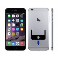 Laddkontaktsbyte iPhone 6s/6s plus