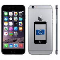 iPhone 6s/6s plus Reparation bak kamera