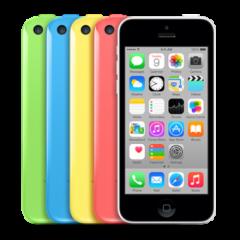 iPhone 5c skärmbyte originalkvalitet