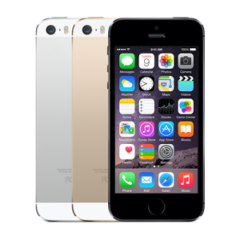 iPhone 5s skärmbyte originalkvalitet