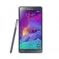 Galaxy Note 4 Glasbyte