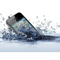 iPhone 4/4S reparation fuktskada