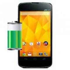 Nexus 4 Batteribyte