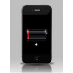 iPhone 4/4S batteribyte