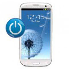 Byta strömknapp Galaxy S3