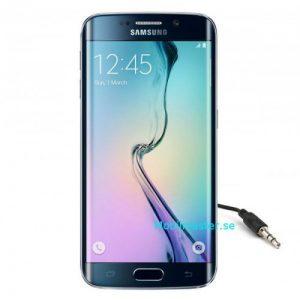 Galaxy S6 Edge byte av ljudkontakten