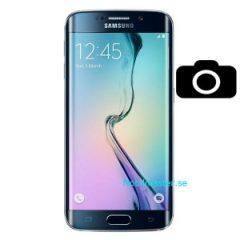 Galaxy S6 Edge byte av framkamera