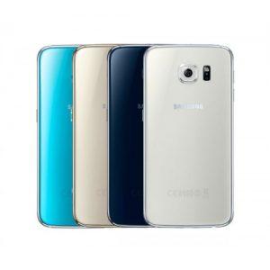 Galaxy S6 byte av bakstycke