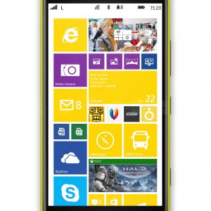 Lumia 1520 Glasbyte