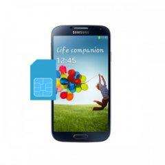 Galaxy S3 Byta Simkortsläsare