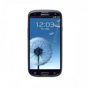 Galaxy S3 Glasbyte