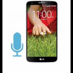 LG G2 Mikrofonbyte