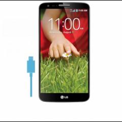 LG G2 Laddkontaktsbyte