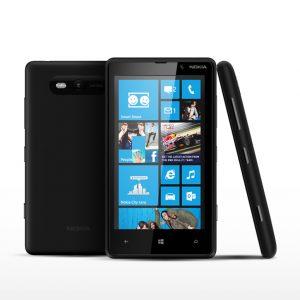 Nokia Lumia 820 Skärmbyte