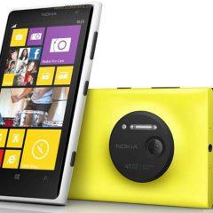 Lumia 1020 Glasbyte