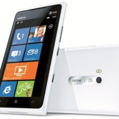 Lumia 900 Displaybyte