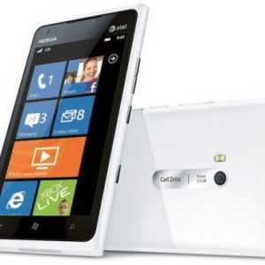 Lumia 900 Displaybyte