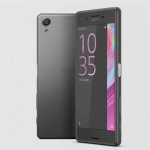 Sony Xperia X skärmbyte ORIGINAL