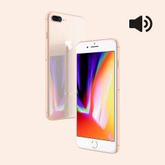 iPhone 8 / 8 plus högtalare