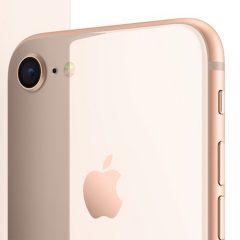 iPhone 8 / 8 plus Volymknappen