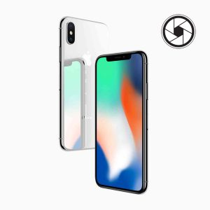 iPhone X fram kamera
